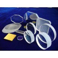宏升光电 平凸石英透镜 双凸石英透镜 石英窗口片厂家