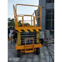 南海区10米移动式升降机出租 会所施工高空作业车