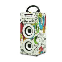 Musiccrown新款K82无线手提蓝牙音箱 广场舞便携式户外充电音箱