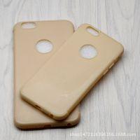 苹果iphone X贴皮手机壳素材贴皮tpu凹槽软套 喷油素材壳工厂直销
