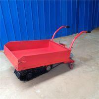 绵阳山区工地拉砖车 耐磨履带耐用工具车 奔力LvD-D