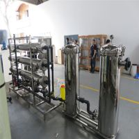 出口标准可定制UF超滤设备 游乐场用水矿泉水设备 华兰达品牌CE认证