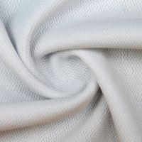 厂家直销工厂纬编针织网眼布50D/72F鸟眼布服装面料复合内衬材料
