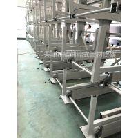 上海管材货架 伸缩悬臂式结构