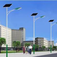 5米小区道路照明太阳能路灯