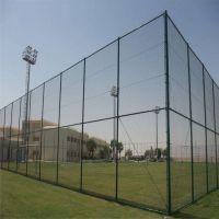 羽毛球场围栏网厂家 球场隔离栅 五人制足球场围栏