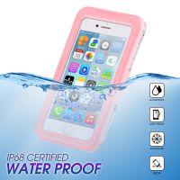 iphone X手机壳防水套全包iphone8防摔外壳苹果手机套防水外贸