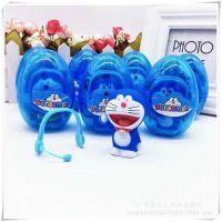 韩版哆啦A梦惊喜蛋公仔手办车摆件玩偶叮当猫奇趣玩具蛋生日礼物
