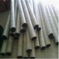 厂家直销石棉夹布夹线 阻燃耐温绝缘橡胶管 水冷电缆专用橡胶软管规格