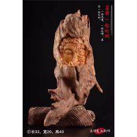 崖柏雕刻木雕摆件,崖柏雕刻摆件多少钱