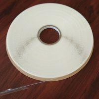Sunjia双佳OPP05白线封缄胶带,PE塑料袋封口胶条,冬季抗寒防冻自粘胶