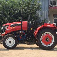 高效省油耐用型四轮驱动拖拉机 多用途四轮旋耕机 春耕秋收用耕田机