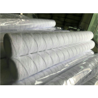 脱脂棉线滤芯 PP骨架 10寸 20寸 40寸线绕滤芯 厂家批量生产直销