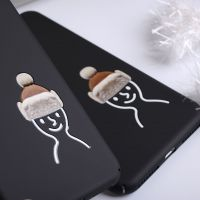 wishX手机壳iPhone8亚马逊款速卖通简约塑料套帽子数码电脑苹果专