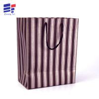 彩印手提纸袋定制logo 高档环保购物服装袋礼品袋白卡纸袋子批发