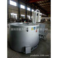 铝锭熔化炉 废铝铝块的坩埚式热交换燃气炉 天然气加热更环保节能