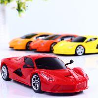 新款热卖方向盘四通儿童玩具车遥控车 充电跑车模型宝宝玩具批发