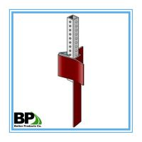 offer a terrific of steel coated road sign posts