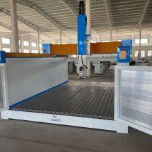 板式家具数控开料机加工中心全自动板式家具数控生产线厂家电话价