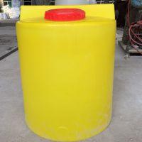 济南2吨PE加药线箱厂家直销 滚塑塑胶容器 加药箱搅拌罐MC-2000L