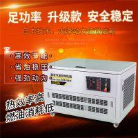 商场用25kw380v汽油发电机价格