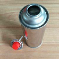 亮丽雅厂家直销 马口铁瓶 气雾剂铁罐 金属罐 丁烷气瓶 卡式炉气罐 220g