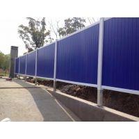 优质PVC围挡防撞围墙护栏青岛生产厂家 道路施工围挡
