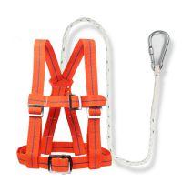 中正QYT五点式全身安全带、蚕丝绝缘安全带、带电作业安全保护装置