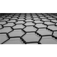 聚酯石笼网-聚酯拧花网-聚酯六角网厂家销售