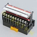 TOGI东洋技研 PCRY-4FVIF 继电器端子 弹簧锁类型
