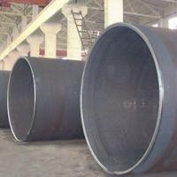 山东定做/Q235碳素钢板卷管厚壁卷管厂/山东厚壁钢管量大优惠一致起订