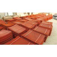 厂家销售冲孔网 可定制 镀锌钢板网 白色