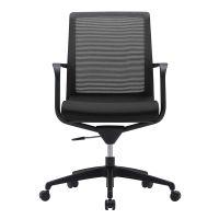 供应众晟家具PA-M布艺办公会议椅