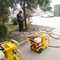 思拓瑞克ST13-30小型液压动力站 赠送7米液压油管 买回去就能用的液压动力源泵站