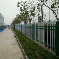 新农村建设围墙护栏/建筑物顶围栏/锌钢围墙栅栏供应厂家