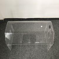 东莞拓源专业制作亚克力弧形防护罩 婴儿保温箱 保暖箱