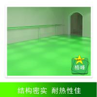 幼儿园地胶室内防滑pvc专业地板游乐场地垫早教中心环保光面防火