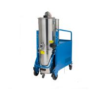 供应石家庄耐柯牌380V4000W带分离桶机器配套工业吸尘器