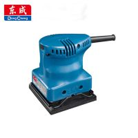 东成平板砂光机S1B-FF-110×100电动工具平板砂磨砂纸机平稳安全