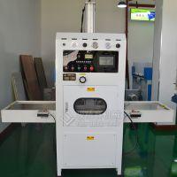 自动高周波高频机 重庆骏精赛冬季常用生产设备 塑料热水袋自动热合同步熔断