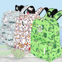 乐帆动漫周边学生双肩包龙猫旅行青蛙小背包熊本熊休闲猫老师书包