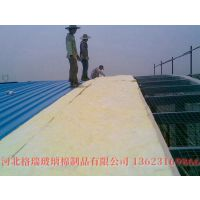 加盟销售空调玻璃棉卷毡 15公分耐火玻璃棉毯sj