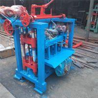 一方全自动免烧砖机 液压免烧砖机 水泥砖机成套生产线