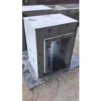 水泥预制急流槽钢模具操作简单易脱模