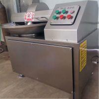 诸城玮明80型不锈钢斩拌机 肉泥加工肉糜设备机器直销