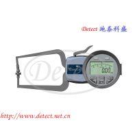 KROEPLIN泡沫材料测量卡规C220T数显进口厚度尺