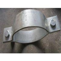 承飞扁铁抱箍厂生产的扁铁抱箍生产标准