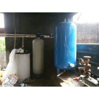 鹤壁蒸汽锅炉硬水软化设备 一体式易安装 效果明显 2吨全自动流量型 可上门安装