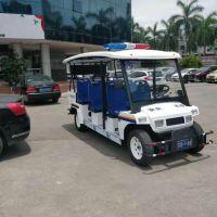 卓越供应国内8座电动白色巡逻电动车 G1P8