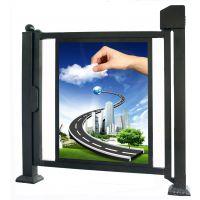 电动消防门 门禁系统可选 新型广告传媒模式